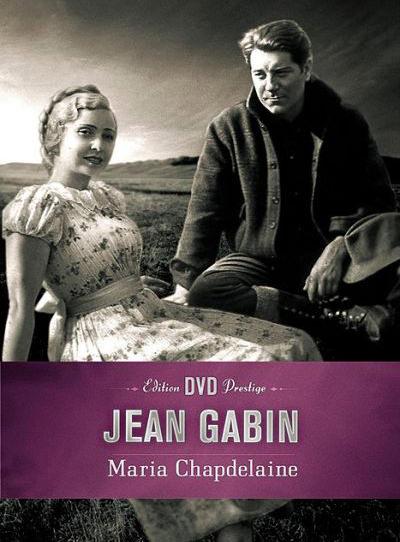 Maria Chapdelaine - Jaquette DVD SNC