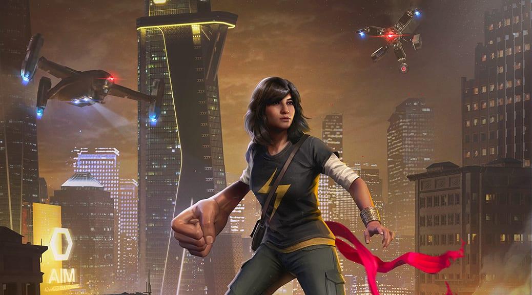 Marvels Avengers - Jeux vidéo
