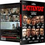 L'Attentat - Jaquette DVD