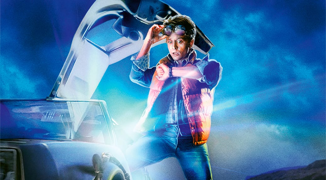 Retour vers le futur - Sorties Blu-ray