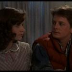 Retour vers le futur (1985) de Robert Zemeckis – Édition 2020 (Master 4K) - Capture Blu-ray 4K Ultra HD