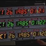 Retour vers le futur (1985) de Robert Zemeckis – Édition 2015 (Master 2K) - Capture Blu-ray