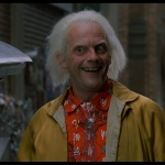 Retour vers le futur 2 (1989) de Robert Zemeckis – Édition 2020 (Master 4K) - Capture Blu-ray 4K Ultra HD