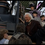 Retour vers le futur 3 (1990) de Robert Zemeckis – Édition 2020 (Master 4K) - Capture Blu-ray 4K Ultra HD