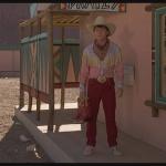 Retour vers le futur 3 (1990) de Robert Zemeckis – Édition 2015 (Master 2K) - Capture Blu-ray