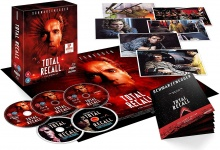 Total Recall (1990) de Paul Verhoeven – Édition Collector – Packshot Blu-ray 4K Ultra HD