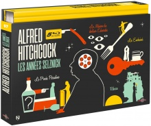 Alfred Hitchcock, les années Selznick - Coffret Ultra Collector 07 - Blu-ray + Livre – Packshot Blu-ray
