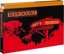 Body Double (1984) de Brian De Palma - Coffret Ultra Collector 01 - Blu-ray + DVD + Livre – Packshot Blu-ray