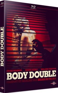 Body Double (1984) de Brian De Palma – Packshot Blu-ray