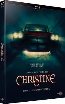 Christine (1983) de John Carpenter – Packshot Blu-ray