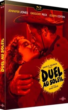 Duel au soleil (1946) de King Vidor – Packshot Blu-ray