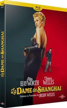 La Dame de Shanghai (1947) de Orson Welles – Packshot Blu-ray
