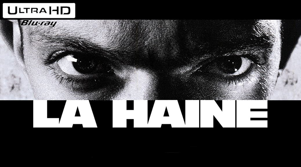 La Haine (1995) de Mathieu Kassovitz - Blu-ray 4K Ultra HD