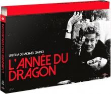 L'Année du Dragon (1985) de Michael Cimino - Coffret Ultra Collector 02 - Blu-ray + DVD + Livre – Packshot Blu-ray