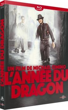 L'Année du Dragon (1985) de Michael Cimino – Packshot Blu-ray