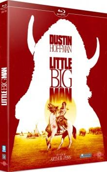 Little Big Man (1970) de Arthur Penn – Packshot Blu-ray