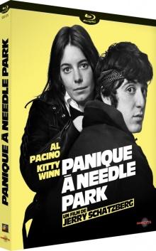 Panique à Needle Park (1971) de Jerry Schatzberg – Packshot Blu-ray