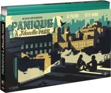 Panique à Needle Park (1971) de Jerry Schatzberg - Coffret Ultra Collector 03 - Blu-ray + DVD + Livre – Packshot Blu-ray