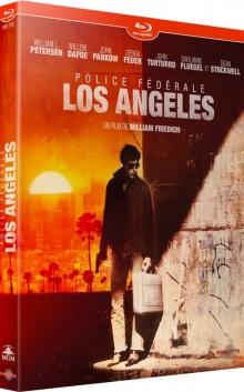 Police fédérale, Los Angeles (1985) de William Friedkin – Packshot Blu-ray