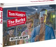 The 'Burbs (1989) de Joe Dante - Coffret Ultra Collector 05 - Blu-ray + DVD + Livre – Packshot Blu-ray