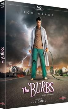 The 'Burbs (1989) de Joe Dante – Packshot Blu-ray