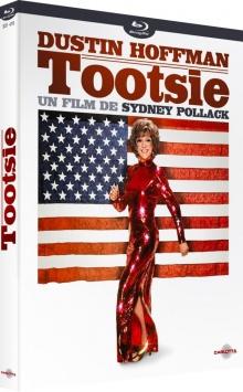Tootsie (1982) de Sydney Pollack – Packshot Blu-ray