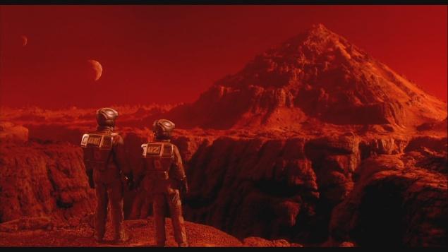 Total Recall (1990) de Paul Verhoeven – Édition StudioCanal 2008 - Capture Blu-ray