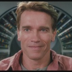 Total Recall (1990) de Paul Verhoeven – Édition StudioCanal 2012 Ultimate Rekall - Capture Blu-ray