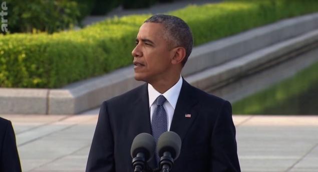 Les coulisses de l'Histoire - Obama / Hiroshima mai 2016