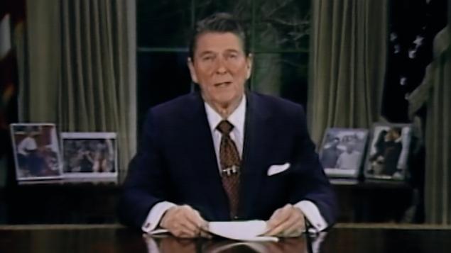 Les coulisses de l'Histoire - Ronald Reagan