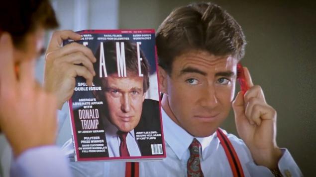 Les coulisses de l'Histoire - Ronald Reagan - Trump
