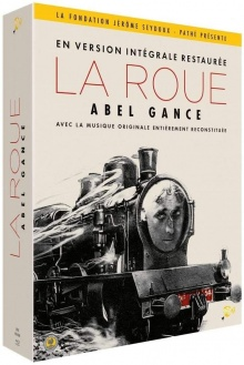 La Roue (1923) de Abel Gance – Coffret Collector - Packshot Blu-ray