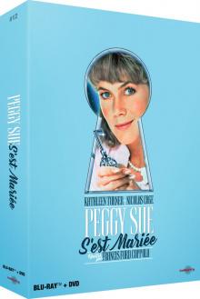 Peggy Sue s'est mariée (1986) de Francis Ford Coppola - Packshot Blu-ray