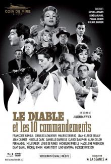 Le Diable et les 10 commandements - Jaquette Blu-ray