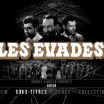 Les Evadés - Capture menu Blu-ray Coin de Mire Cinéma